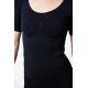 Антицеллюлитная корректирующая футболка с волоконами emana®